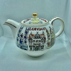 James Sadler London Teapot